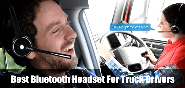 10 Best Bluetooth Headsets For Truckers In 2020 Updated Reviews