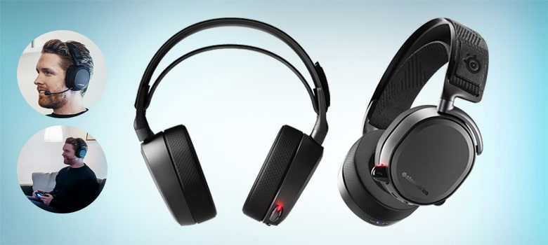 steelseries arctis pro wireless gaming headset for movies and tv