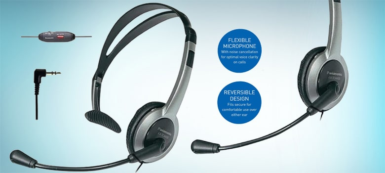 Best Headsets for Landline Phones And SoftPhone For Office and Home TelePhone Calls