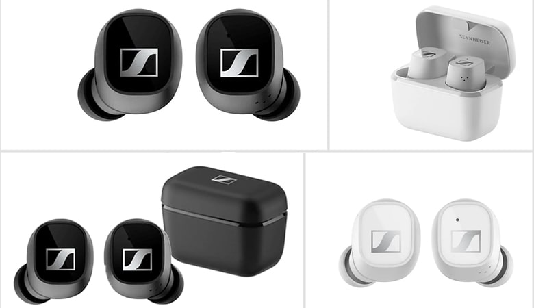 sennheiser cx 400bt true wireless earbuds in-ear headphones