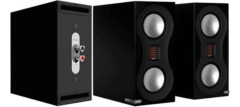 Monitor Audio Studio Premium - best bookshelf speaker