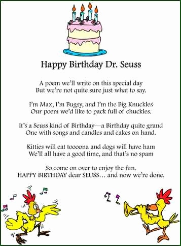 Happy Birthday To You Dr Seuss Quotes Asktiming