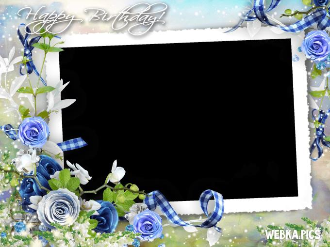 Happy Birthday Photo Frames Online Editing Free Best