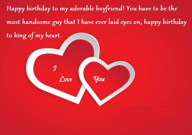Birthday Love Quotes Boyfriend You I Happy