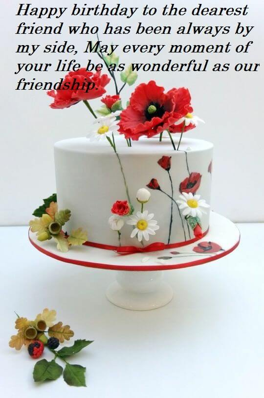 Sweet Birthday Cake Wishes Messages Sayings Best Wishes
