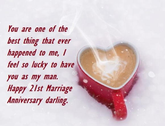 Happy 21st Marriage Anniversary Wishes Images