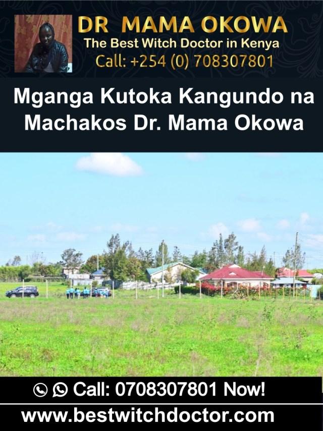 Mganga Kutoka Kangundo na Machakos Dr. Mama Okowa