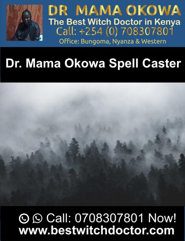 Dr. Mama Okowa Spell Caster
