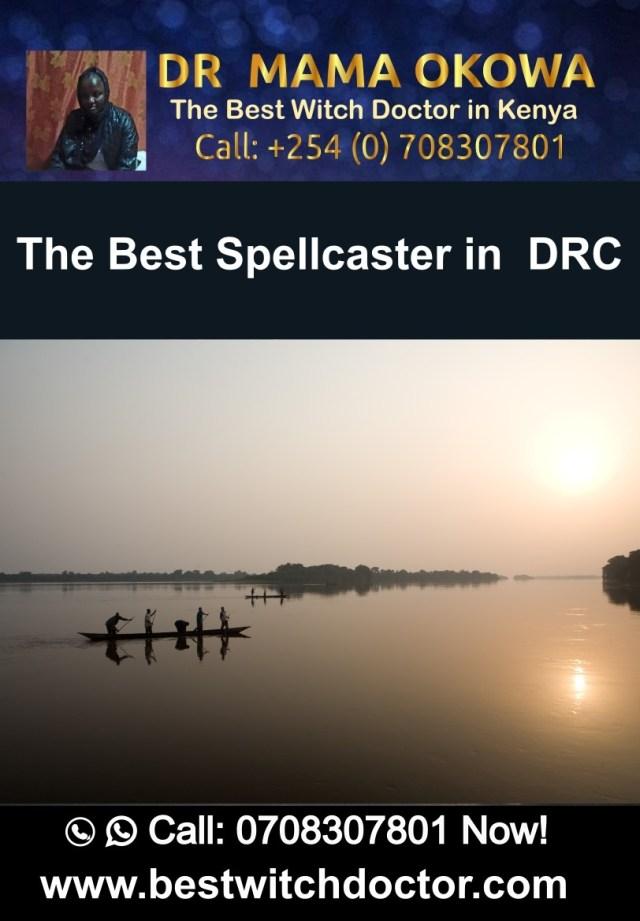 The Best Spellcaster in Democratic Republic of Congo, DRC
