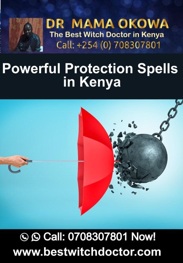 Powerful Protection Spells in Kenya