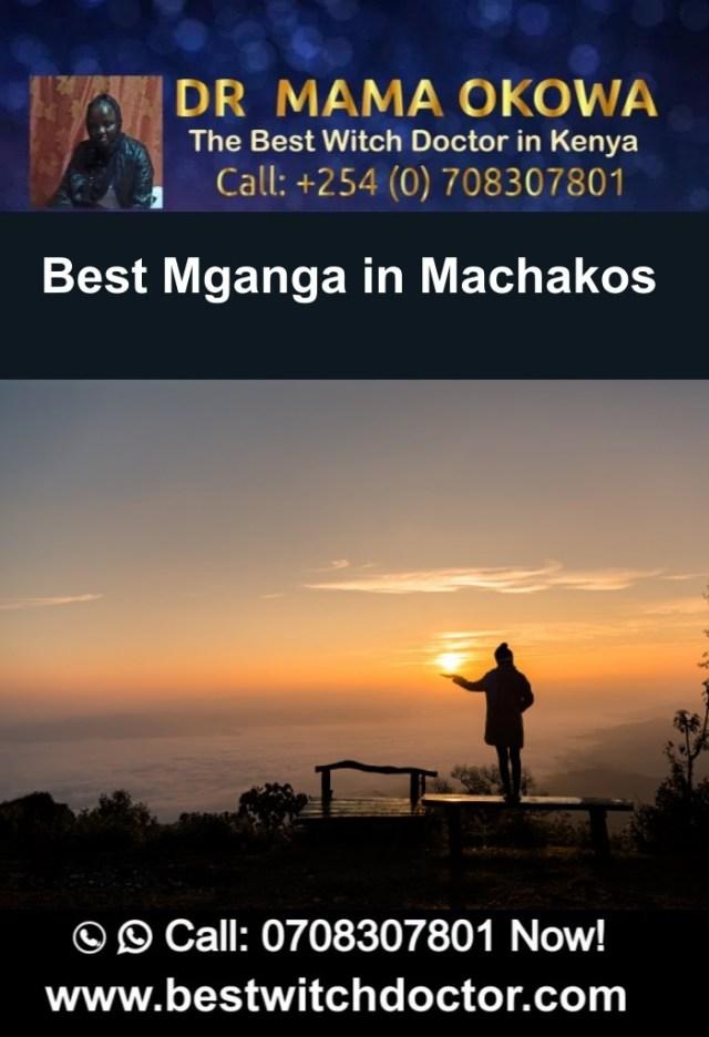 Best Mganga in Machakos