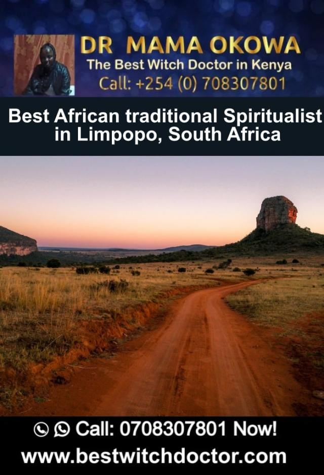 Best African traditional Spiritualist in Limpopo