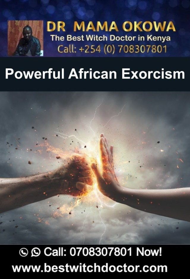 Powerful African Exorcism