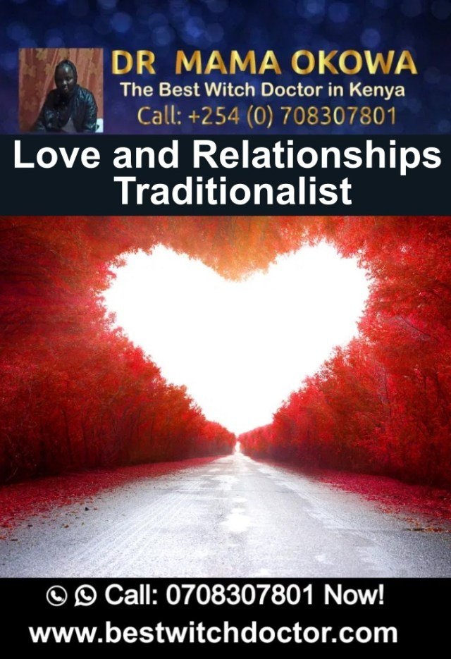 Love and Relationships Traditionalist