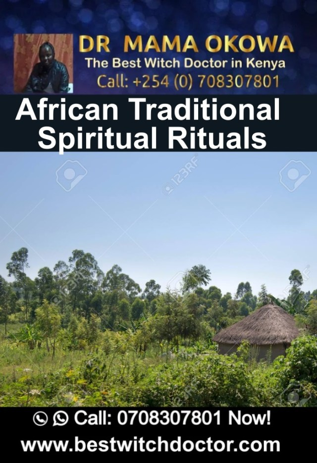 African Traditional Spiritual Rituals