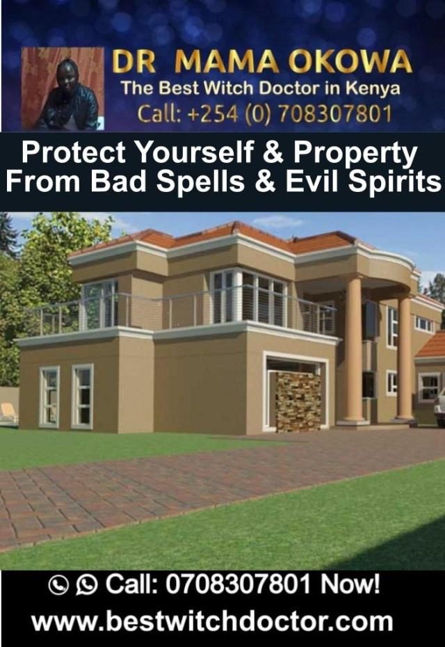 Protect Yourself & Property From Bad Spells & Evil Spirits
