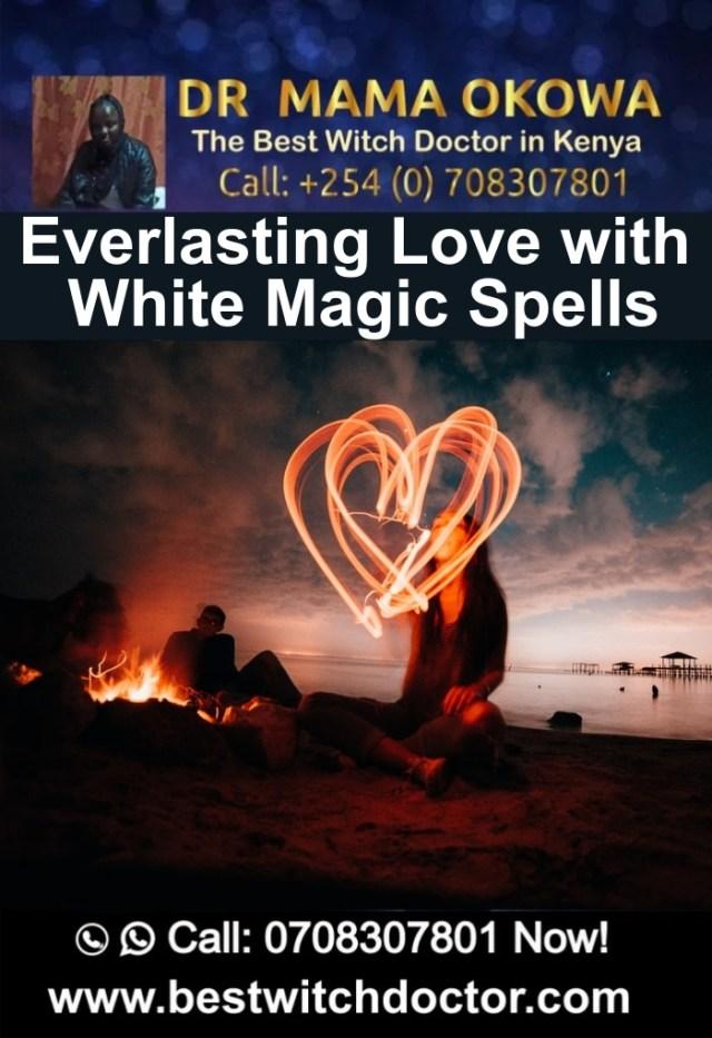 Everlasting Love with White Magic Spells