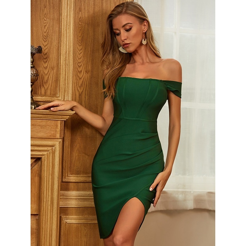 Stylish Green Dresses For Women - Fun, and Colorful