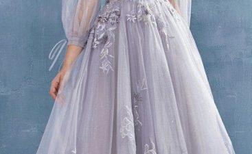 Beautiful Wedding Tea Length Dresses