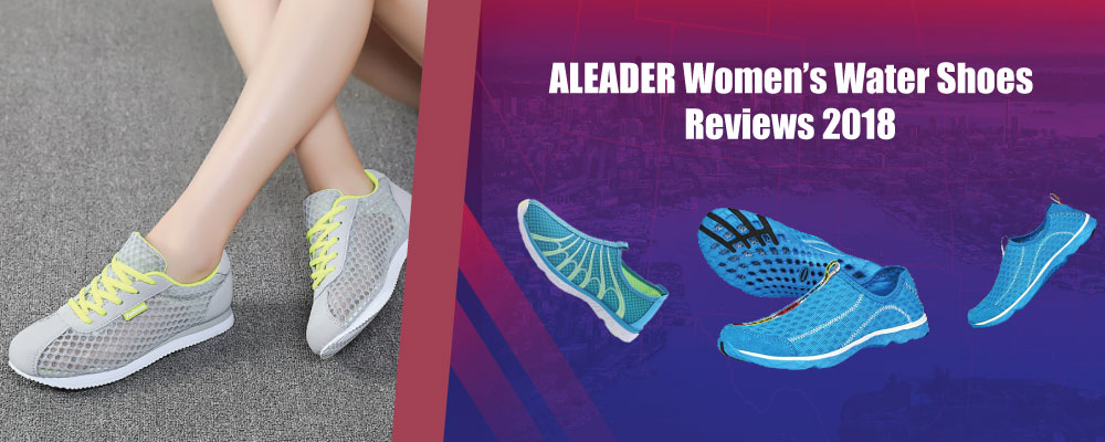 b90df5871340 Best ALEADER Women s Water Shoes Reviews 2019 Buyer Guide