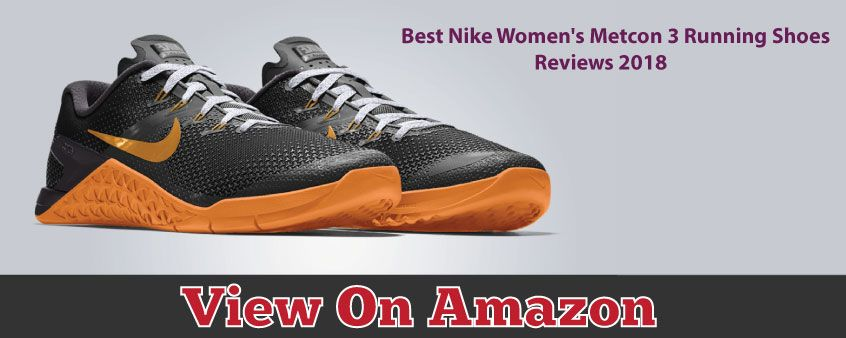 NIKE Metcon 3 Cross Women Training Sneaker