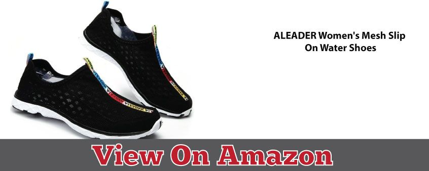 572160b41 Best Women s ALEADER Water Shoes Review 2019