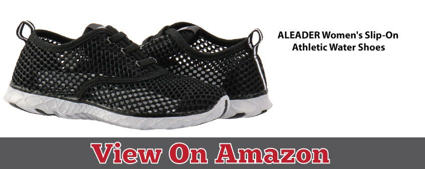 b4570cccd3f5 Best ALEADER Women s Slip-On Athletic Water Shoe Review