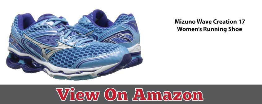 Mizuno Wave Creation 17 Womens Running Shoe