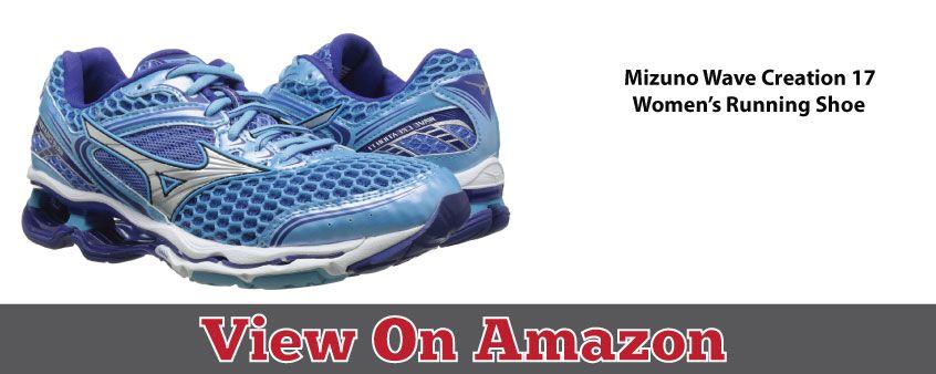 Mizuno Wave Creation 17 Womens Running Shoe