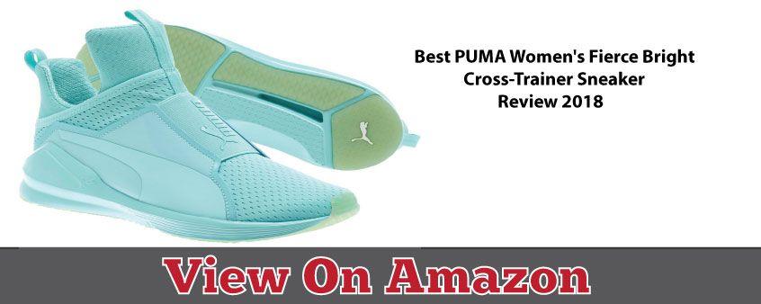 PUMA Fierce Bright Women Cross-Trainer Sneaker