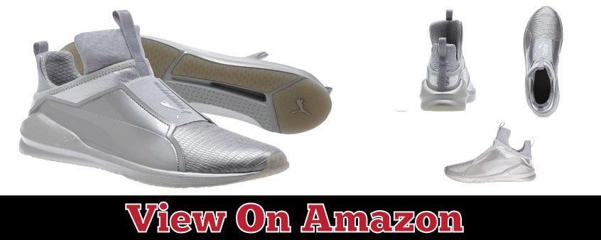 PUMA Fierce Metallic Women Cross-Trainer Shoe