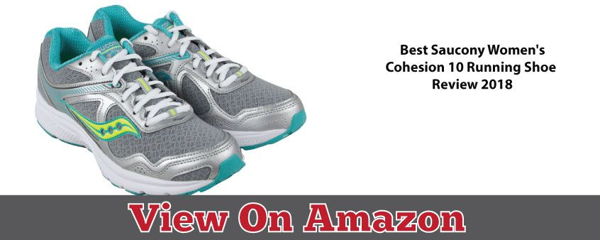 Saucony Cohesion 10 Women Running Shoe