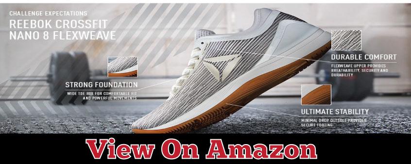 Reebok Crossfit Nano 8 Flexweave Women Shoes