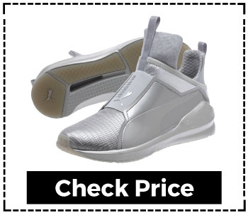 PUMA Womens Fierce Metallic