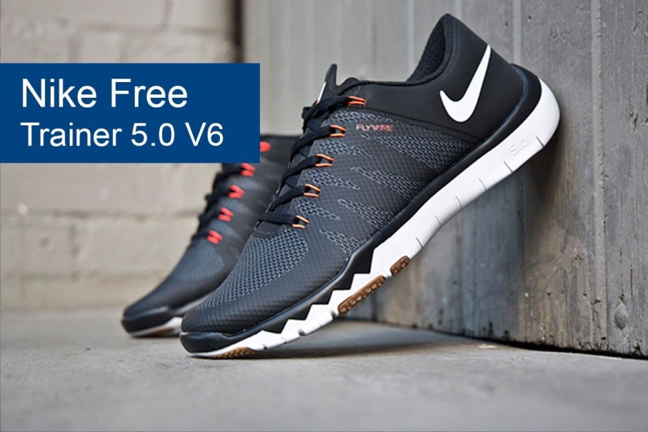 sports shoes d3d45 ce02c nike free trainer 5.0 v6 review