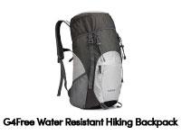 G4Free-Water-Resistant-Hiking-Backpack