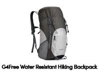 G4Free-Water-Resistant-Hiking-Backpack
