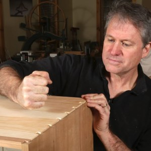 A smart way to create dovetailed dividers