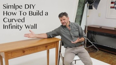 Build a Simple Cyclorama Wall - Infinity Curved Wall