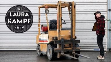 Camper for Forklift Trade...was that a Bad Deal?