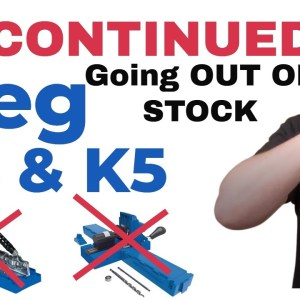 Kreg 720 Pro Pocket-Hole Jig (Replacing Kreg K4 Pocket Hole Jig and Kreg K5 pocket hole jig)