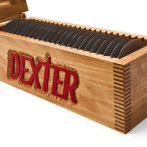 Killer Project! Dexter's Blood Slide Box For Bluray Disks - Woodworking