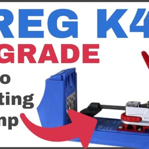 Kreg 720 Pro (OR UPGRADE your Kreg K4, Massca M1,M2, WEN,) 2021