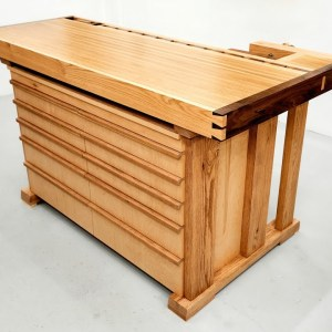 Making a  Workbench for Woodworking - Full Build