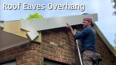 Roof Eaves Overhang / Bump-Out