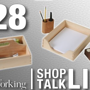 STL228: The best gifts to make as a woodworker