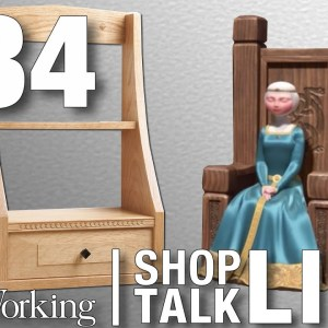 STL234: When animation inspires your furniture designs