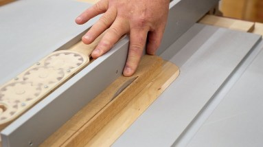 Table Saw Basics - How Close Is TOO Close?