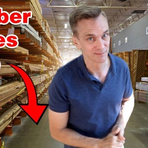 Lumber prices are dropping...a lot. #shorts