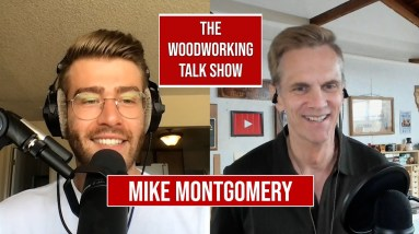 Affordable woodworking, with Mike Montgomery of Modern Builds